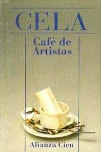 Libro CAFÉ DE ARTISTAS