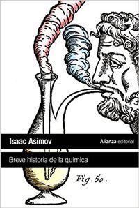 Libro BREVE HISTORIA DE QUÍMICA