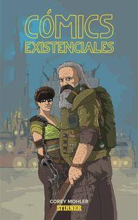 Libro COMICS EXISTENCIALES