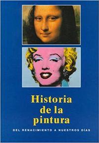 Libro HISTORIA DE LA PINTURA