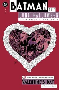 Libro BATMAN: THE LONG HALLOWEEN #5