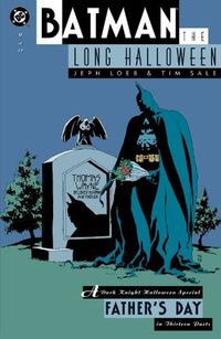 Libro BATMAN: THE LONG HALLOWEEN #9