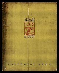 Libro LUNA DE ENFRENTE
