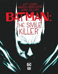 Libro BATMAN: THE SMILE KILLER #1