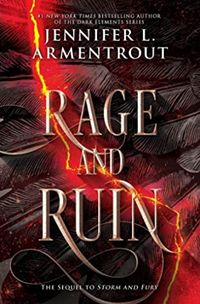 Libro RAGE AND RUIN (THE HARBINGER# 2)
