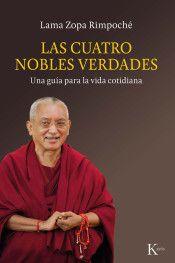 Libro LAS CUATRO NOBLES VERDADES