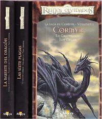 Libro LA SAGA DE CORMYR 1 .CORMYR