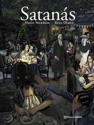 Libro SATANÁS (NOVELA GRÁFICA