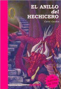 Libro EL ANILLO DEL HECHICERO