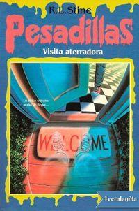 Libro VISITA ATERRADORA