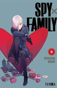 Libro SPY X FAMILY #6